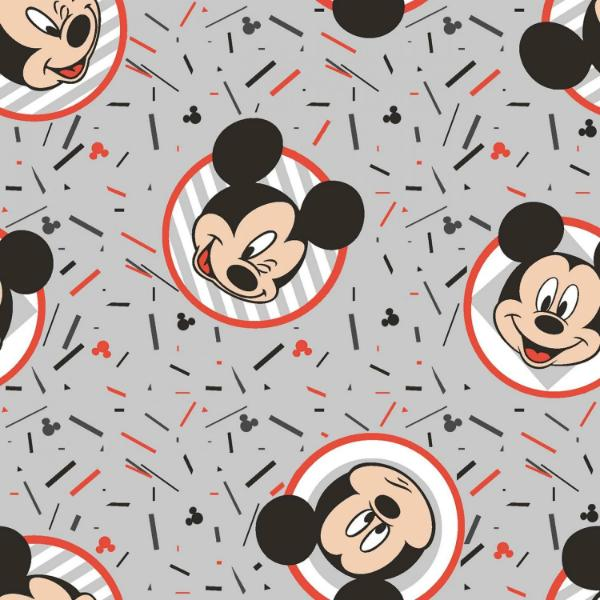 Mickey Confetti Party Fabric to sew