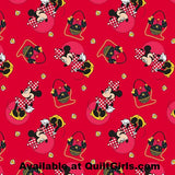 Minnie Purses Fabric to sew - QuiltGirls®