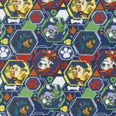 Mission Pawsible Paw Patrol Fabric to sew - QuiltGirls®