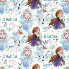 Frozen Nature is Magical Fabric to Sew - QuiltGirls®
