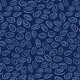 BLU Susybee's Navy Blue Swirl Fabric to sew - QuiltGirls®