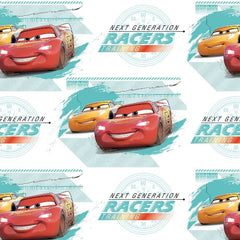 "(Remnant 18"") Disney Cars Next Generation Fabric to sew - QuiltGirls®"
