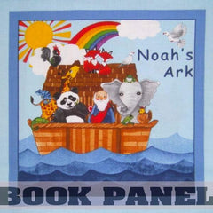 No Kind Left Behind Fabric Book Panel to Sew - QuiltGirls®