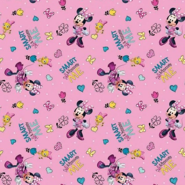 Positively Minnie Fabric to sew