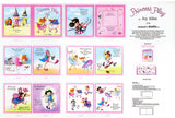 Princess Play Fabric Book Panel to Sew - QuiltGirls®