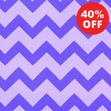PURP Chevron Purple Tonal Fabric to sew - QuiltGirls®