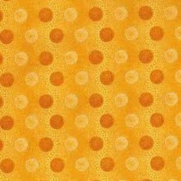 ORNG Simple Pleasures Golden Fabric to sew - QuiltGirls®