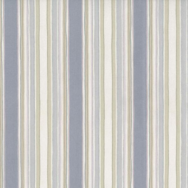 GRY Splash Gray Stripe Fabric to sew