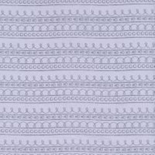 GRY Gray Lines Fabric to sew