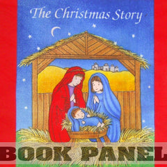 The Christmas Story Fabric Book Panel to Sew - QuiltGirls®