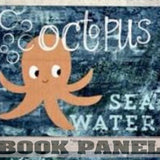 What's Under the Ocean Blue? Fabric Book Panel to Sew - QuiltGirls®