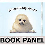 Whose Baby am I? Fabric Book Panel to Sew - QuiltGirls®