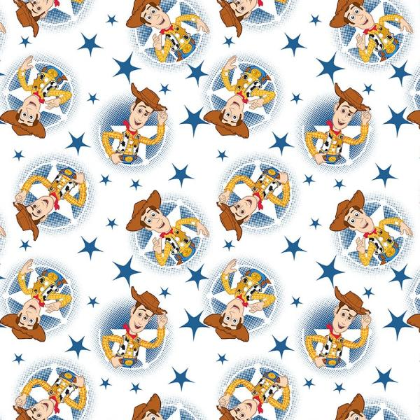 Toy Story's Woody Fabric to sew