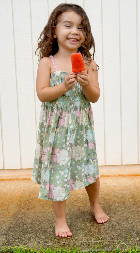 Girls Rayon Sundress
