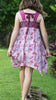 Lil Makayla Dress in 563 Dusty Purple