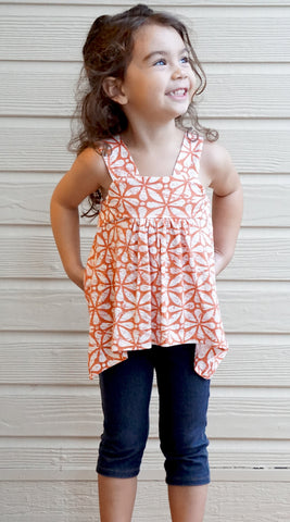 Lil Penelope Blouse in 552ORG
