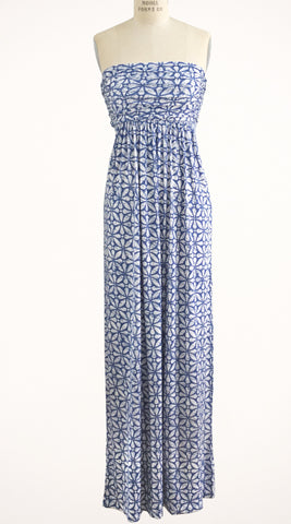 Sandy Maxi in 552 Blue
