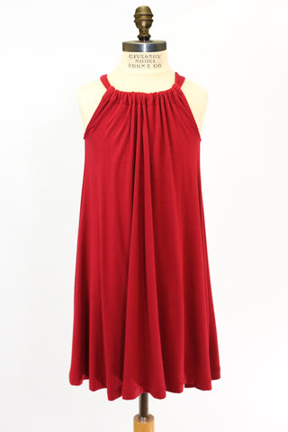 Lil Halley Dress in Red
