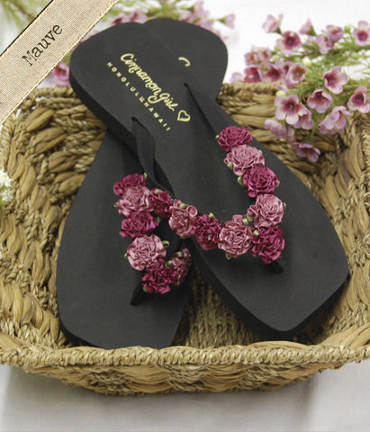 Cinnamon Girl Original Slipper Mauve