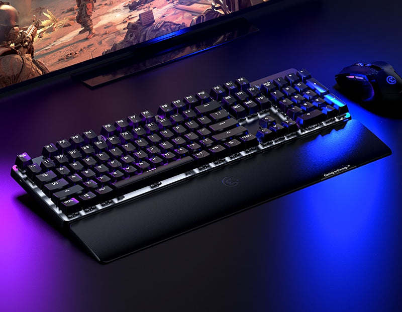 GameSir GK300 Wireless Mechanical Gaming Keyboard