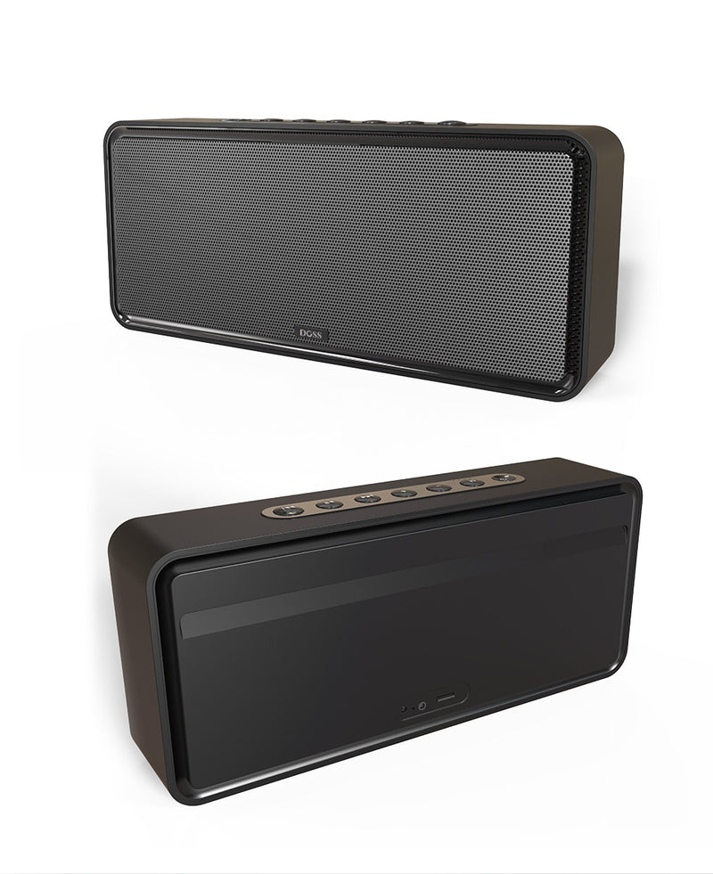 DOSS SoundBox XL Portable Bluetooth Speaker with Dual-Drivers