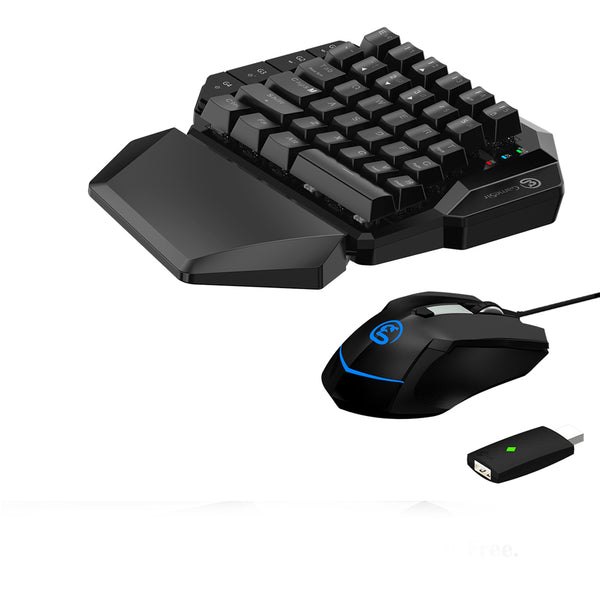 GameSir VX Single Hand Bluetooth Gaming Keyboard