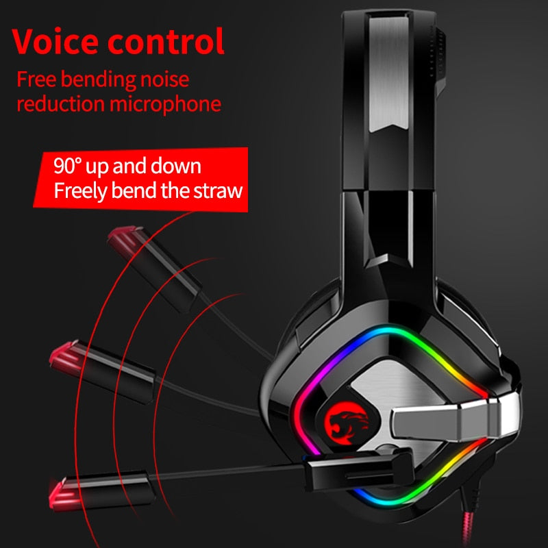JOINRUN Gaming Stereo Headset with Microphone