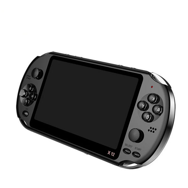 "HaoLongGCP GC-65 5.1"" Handheld Portable Game Console with Dual Joystick"
