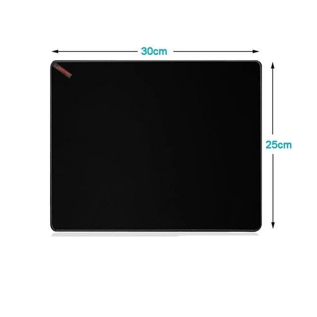 Rakoon Anti-Slip Black Gaming Mouse Pad