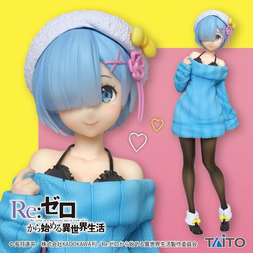 【Limited edition】Rem / Re:Zero -Starting Life in Another World-