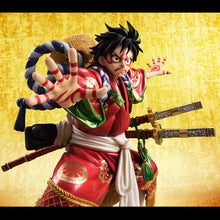 Load image into Gallery viewer, 【Limited edition】 Monkey D. Luffy Kabuki Ver. / ONE PIECE