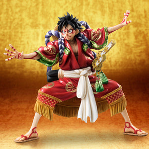 【Limited edition】 Monkey D. Luffy Kabuki Ver. / ONE PIECE