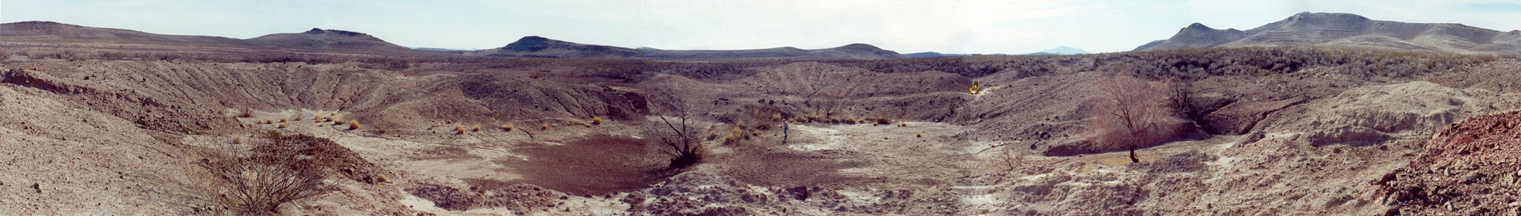 180º view of mining area