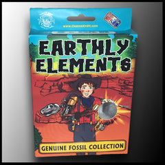 Earthly Elements: Essential Fossil Collection