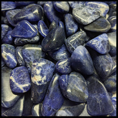 Sodalite 1 lb. lot (tumbled)