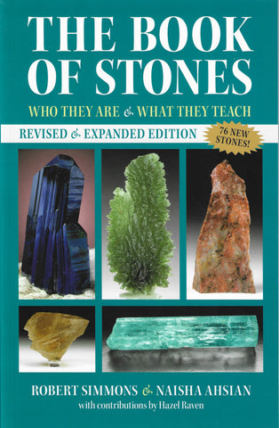 Book of Stones: Who They Are & What They Teach, The