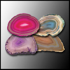 Brazilian Agate Slices