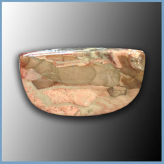 CAR337c Carrisite Cabochon