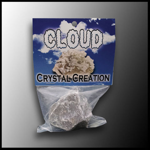 Cloud Crystal Creation