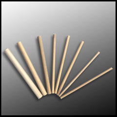 Wood Dop Sticks Mix - All Sizes