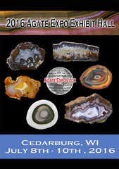 2016 Agate Expo Exhibit Hall DVD Set
