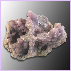 GRA208 Grape Agate