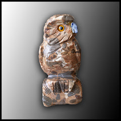 Puddingstone Owl