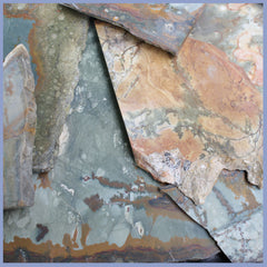 Rocky Butte Picture Jasper Slabs