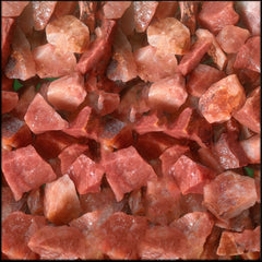 Red Aventurine 5 lb Lot (tumbling)