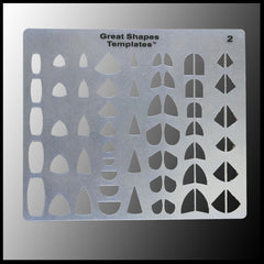Great Shapes Template #2