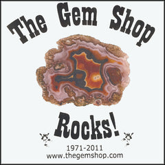 The Gem Shop Rocks Adult T-Shirt