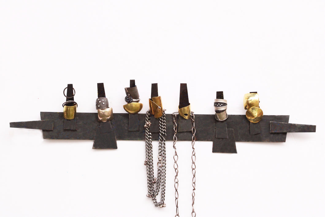 Interchangeable Jewelry display - Dennis Higgins Jewelry