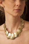#1 large Abstract Necklace - Dennis Higgins Jewelry