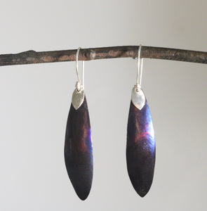 Marquis Earrings - Dennis Higgins Jewelry